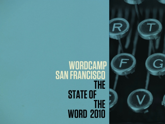 State of the Word 2010.001