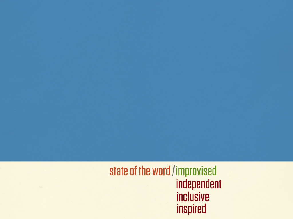 State of the Word 2010.010